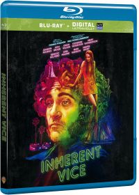 Inherent Vice (Blu-ray + Copie digitale) - Blu-ray
