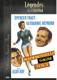 Mademoiselle gagne tout - DVD