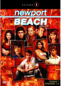 Newport Beach - Saison 1 - DVD test - DVD