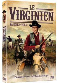 Le Virginien - Saison 2 - Volume 3 - DVD