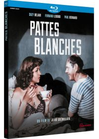 Pattes blanches - Blu-ray