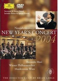 Concert du Nouvel An 2004 - DVD
