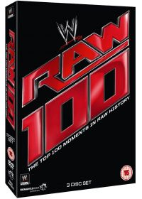 Raw 100 : The Top 100 Moments in Raw History - DVD