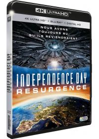 Independence Day : Resurgence (4K Ultra HD + Blu-ray + Digital HD) - 4K UHD