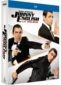 Johnny English - La trilogie - Blu-ray