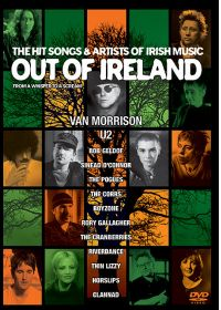 Out Of Ireland, From A Whisper To A Scream - DVD