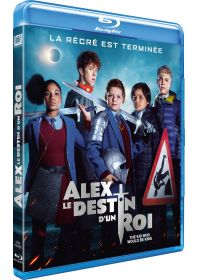 Alex, le destin d'un Roi - Blu-ray