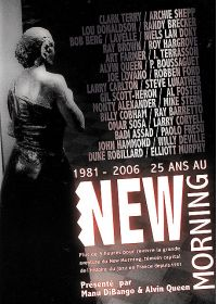 25 ans du New Morning 1981-2006 - DVD