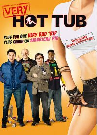 Very Hot Tub (Version longue non censurée) - DVD
