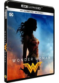 Wonder Woman (4K Ultra HD + Blu-ray) - Blu-ray 4K