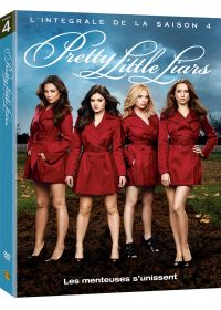 Pretty Little Liars - Saison 4 - DVD
