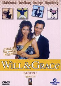 Will & Grace - Saison 1 - Vol. 3 - DVD