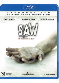 Saw (Director's Cut) - Blu-ray