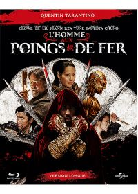 L'Homme aux poings de fer (Version Longue) - Blu-ray
