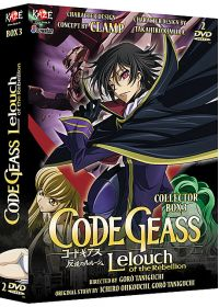 Code Geass - Lelouch of the Rebellion - Saison 1 - Box 3/3 (Édition Collector) - DVD