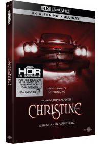 Christine (4K Ultra HD + Blu-ray) - 4K UHD