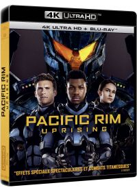 Pacific Rim : Uprising (4K Ultra HD + Blu-ray + Digital) - 4K UHD