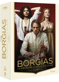 The Borgias - Intégrale saisons 1 à 3 - DVD