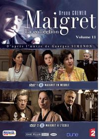 Maigret - La collection - Vol. 11 - DVD
