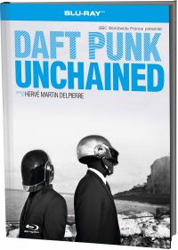 Daft Punk Unchained (Édition Digibook) - Blu-ray