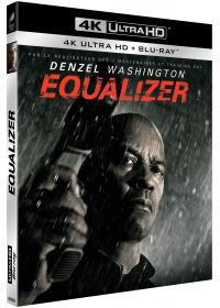 Equalizer (4K Ultra HD + Blu-ray) - 4K UHD