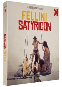 Fellini Satyricon (Combo Blu-ray + DVD - Version restaurée) - Blu-ray