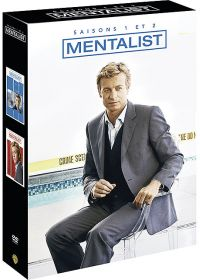 The Mentalist - Saisons 1 & 2 - DVD