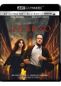 Inferno (4K Ultra HD + Blu-ray) - 4K UHD
