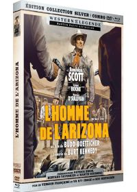 L'Homme de l'Arizona (Édition Collection Silver Blu-ray + DVD) - Blu-ray