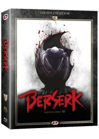 Berserk L'Age d'Or partie III : L'Avent (Édition Collector) - Blu-ray