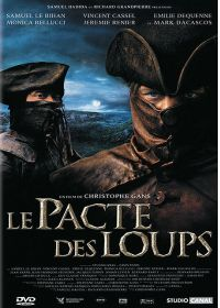 Le Pacte des loups (Édition Single) - DVD