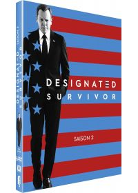 Designated Survivor - Saison 2 - DVD
