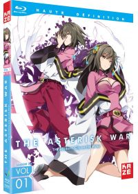 The Asterisk War : The Academy City on the Water - Saison 2, Vol. 1/2 - Blu-ray