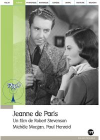 Jeanne de Paris - DVD