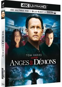 Anges & démons (4K Ultra HD + Blu-ray) - Blu-ray 4K