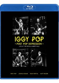 Iggy Pop : Post Pop Depression Live at the Royal Albert Hall - Blu-ray