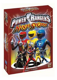 Power Rangers Ninja Storm - Vol. 1 - DVD