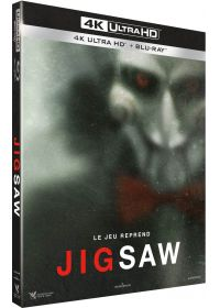 Jigsaw (4K Ultra HD + Blu-ray) - 4K UHD