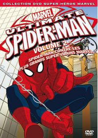 Ultimate Spider-Man - Volume 2 : Spider-Man contre les plus grands super-vilains Marvel - DVD