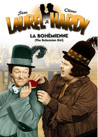 Laurel & Hardy - La bohémienne (Version colorisée) - DVD
