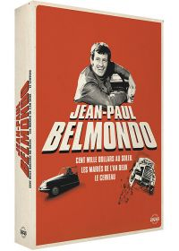 Jean-Paul Belmondo - Coffret 3 films (Pack) - DVD
