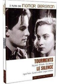 Le Silence + Tourments (Pack) - DVD