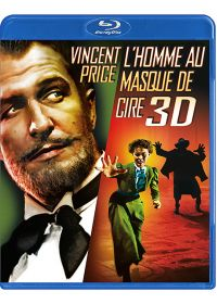 L'Homme au masque de cire (Combo Blu-ray 3D + Blu-ray 2D) - Blu-ray 3D