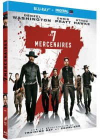 Les 7 mercenaires (Blu-ray + Copie digitale) - Blu-ray