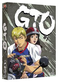GTO - Coffret 1 (Édition Collector) - DVD