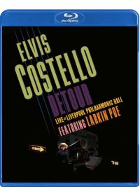 Elvis Costello : Detour Live at Liverpool Philharmonic Hall - Blu-ray