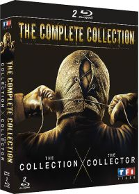 The Complete Collection - The Collector + The Collection - Blu-ray