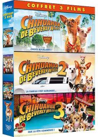 Le Chihuahua de Beverly Hills 1, 2 & 3 - DVD