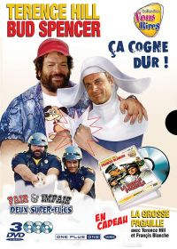 Coffret Bud Spencer et Terence Hill (3 DVD) (Édition Collector) - DVD