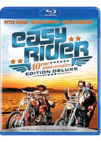 Easy Rider (Édition Deluxe - 40ème anniversaire) - Blu-ray
